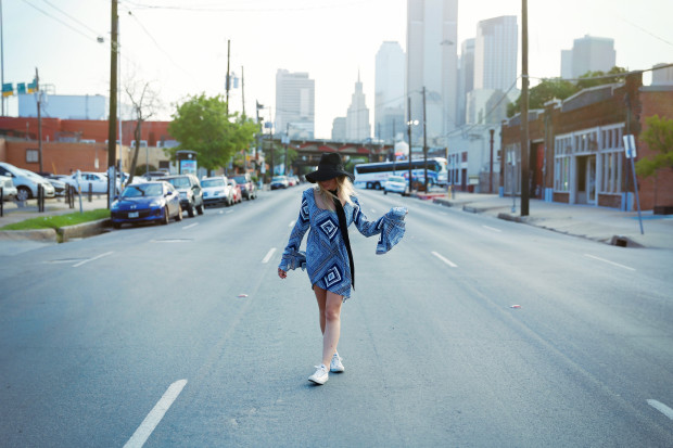 converse and stone cold fox dress