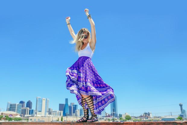 spell byron bay maxi skirt and bodysuit