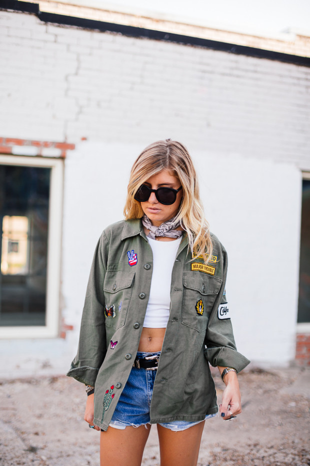 army jacket 2