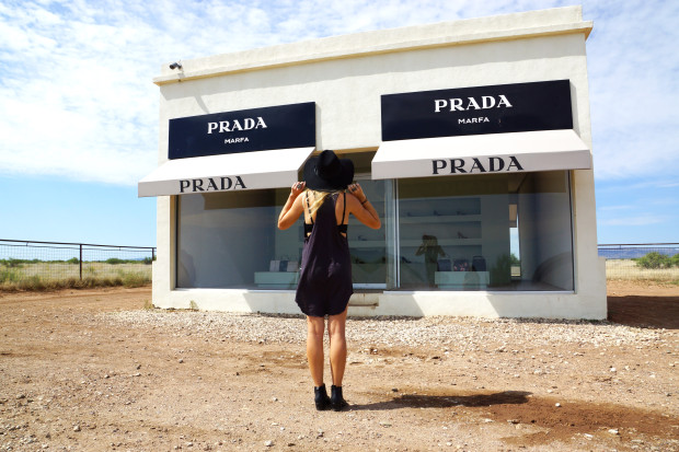high end hippie prada marfa
