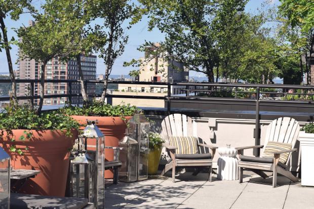 hudson hotel new york rooftop