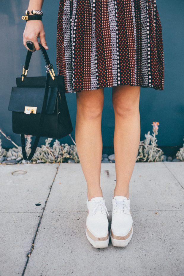 balenciaga bag and stella mccartney shoes