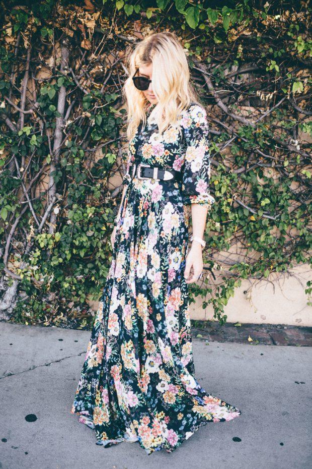floral yumi kim dress
