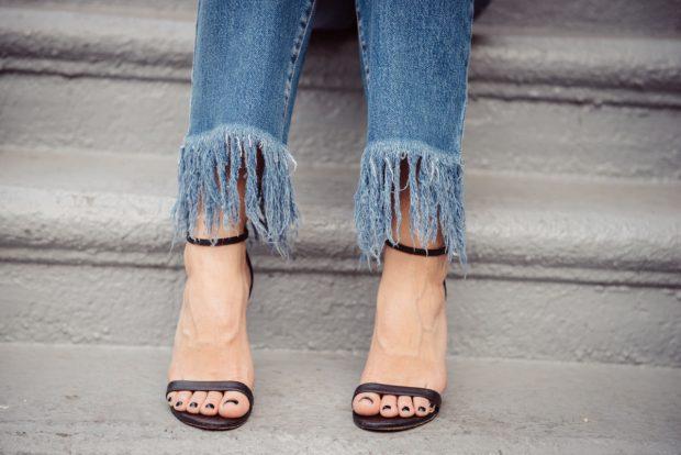 stuart weitzman 'Nudistsong' Ankle Strap Sandal