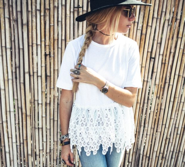 white-tee-with-lace-peplum
