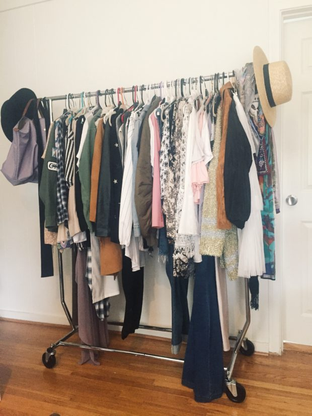 Closet Clean Out: Fall/Winter