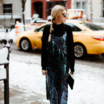 Sequins In The Snow – NYFW Day 1