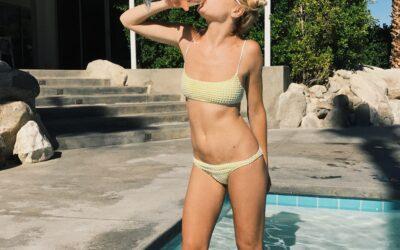 Palm Springs Blogger Bachelorette Outfits & Recap