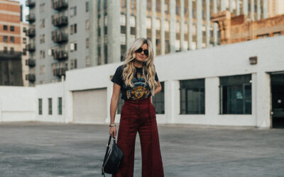 How To Style Red With Farfetch