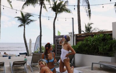 Gals Trip to Mexico